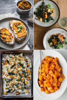 All hail the mighty butternut squash! Its creamy consistency; mellow, buttery flavor; and golden-orange hue make it an ideal addition to salads, soups, pasta, pizza, and more. Take a look at these 22 great recipes for squash-piration.