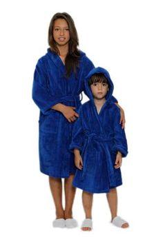 bddbf8c7dc Kids Velour Hooded Bathrobe. Kids RobesHoodsCowlsCooker HoodsFoodRange  Hoods. TowelRobes Children s ...