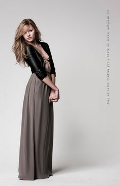 love flowing maxis... from Lauren Conrad's new line, paper crown