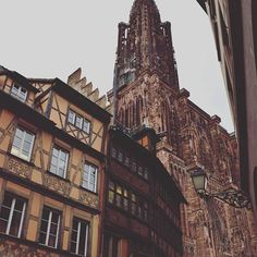 Strasbourg  #strasbourg #france #travels #utazás #wanderlust #vilagjaro #varosnezes #travelmylife #travel #wunderbar #fahren