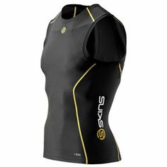 Skins A200 Men's Sleeveless Compression Top
