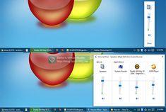 Cara Tweak Sound / Volume Setting Windows 10