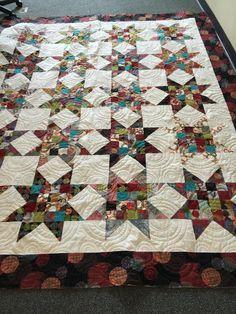 Resplendent Sew A Block Quilt Ideas. Magnificent Sew A Block Quilt Ideas. Modern Quilt Blocks, Star Quilt Blocks, Star Quilts, Scrappy Quilts, Amish Quilts, Pinwheel Quilt Pattern, Patchwork Quilt Patterns, Quilting Patterns, Swirl Pattern