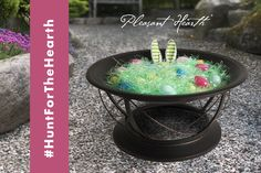 Hunt for the Hearth Spring GiveawayBrought to you by Pleasant Hearth and GHP Group Inc.April 7th through April 14th, 2017Are you on the hunt for a new fire pit? Like the Pleasant Hearth Facebook page and enter for a chance to win a Pleasant Hearth Palmetto Outdoor Fire Pit!  When you share this sweepstakes, you will receive an additional entry for each person who enters using your official referral link!  #HuntForTheHearth