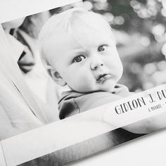 Recent baby book design filled with this adorable little boy! Graphic Design Studios, Stationery Design, Book Design, Photo Book, Little Boys, Photo And Video, Books, Baby, Instagram