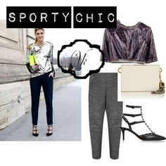 """""""sporty chic VK"""" by vanet104 on Polyvore"""