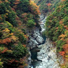 Iya Valley, Tokushima, Japan