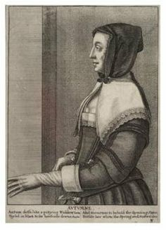 """6"""" x 4"""" (15cm x 10cm) Art Greetings Card Wenceslaus Hollar - Autumn (State 2) 2 by Danetre Gifts. $4.50. Brand new item ready for rapid despatch"""