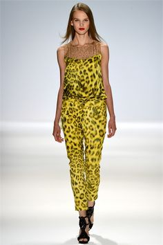 Carlos Miele - Spring Summer 2013 Ready-To-Wear - Shows - Vogue.it