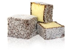 These simple cake squares are a very popular treat in Australia. There are a wide variety of personal recipes but this is the most popular original version. No Bake Treats, Yummy Treats, Delicious Desserts, Sweet Treats, Dessert Recipes, Cake Recipes, Traditional Australian Food, Mini Cakes, Cupcake Cakes