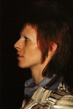 Bowie. My gods had girly hair in the seventies