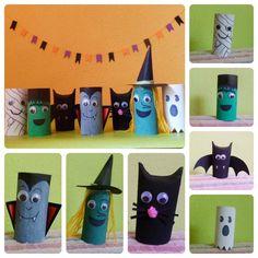LLUVIA DE IDEAS: Recursos: Manualidades divertidas para Halloween