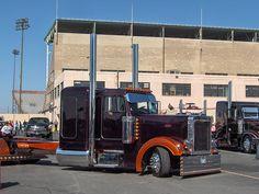 peterbilt trucks | truck show peterbilt the truck show in louisville
