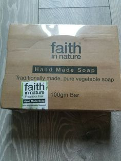 Seaweed Soap 18 X 200g   Faith In NATURE  Free Delivery £25.00 #FaithinNature Seaweed Soap, Dead Sea Minerals, Olive Oil Soap, Luxury Soap, Cuticle Oil, Vegan Animals, Soap Making, Cruelty Free, Free Delivery