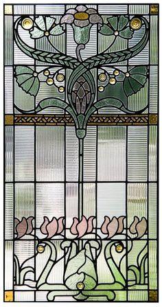 1910/'s Craftsman Style Two Pane WINDOW Frame /& Glass ORIGINAL Textured GLASS