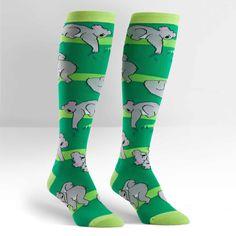 Koala Love Knee Socks