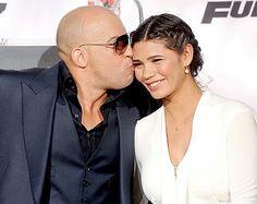 Vin Diesel & Paloma Jimenez