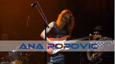 Ana Popovic: Keeping The Blues Alive Cruise 2018    (Filmed by Natasha in 1080 HD) Ana Popovic performing on the Keeping The Blues Alive Cruise March 1 2018 http://ift.tt/1GkUNZ7  Ana Popovic - Keeping The Blues Alive Cruise 2018  Ana Popovic