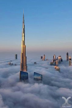Dubai.. #travel #dubai #popular #places #cities #buildings #beauty #world #arab
