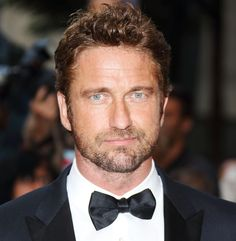 Happy Birthday, Gerard Butler! The Hunky Actor Turns 45  #InStyle ............. he is a Gorgeous Sightseeing :D Happy Birthday handsome man <3