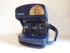 Polaroid 600 - Sofortbildkamera von susduett auf DaWanda.com