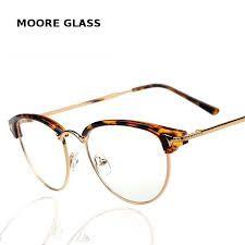 Resultado de imagem para óculos de grau feminino MEIA ARMAÇÃO