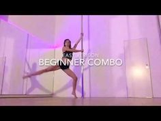 Beginner Pole Flow / 2 Ways to Dance this Combo - YouTube