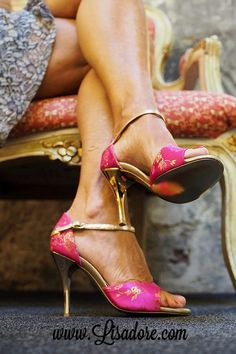 The most current dancewear and top-rated leotards, swing transfer, tap and ballerina trainers, hip-hop garb, lyricaldresses. Red High Heel Shoes, Blue High Heels, Pink Heels, Pumps Heels, Swing Dance Shoes, Ballroom Dance Shoes, Look Fashion, Fashion Shoes, Royal Blue Shoes