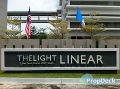 The Light Linear, Luxurious Condo in Gelugor