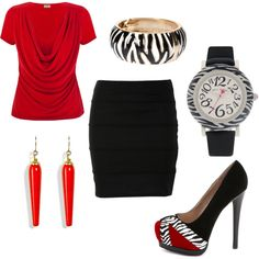 """""""Untitled #80"""" by ugafaninky on Polyvore"""