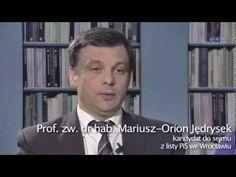 Rozmowa Niezależna - Prof. Jędrysek. Możemy być najbogatsi w Europie! - YouTube