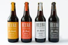Beera packaging.