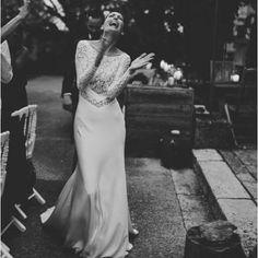 "89 mentions J'aime, 1 commentaires - Manon Gontero (@manongontero) sur Instagram : ""Virginie! @camille.marciano #manongontero #robedemariee #surmesure #dentelle #soie #dosnu…"""