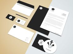 Branding-Stationery Mockup Vol. 5