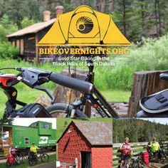 Gold Star Biking in the Black Hills of South Dakota — Bike Overnights