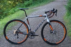 2016 Scott Addict Gravel road bike details and actual weights