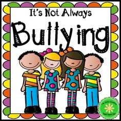 This PowerPoint program discusses the difference between tattling/ reporting/bullying/conflict/ accidents/misunderstandings because it's not always bullying. Teaching Social Skills, Student Learning, Powerpoint Program, Conduct Disorder, Bullying Lessons, Emotional Child, Guidance Lessons, Classroom Community, Anti Bullying