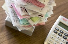 Organization tips and advice for getting financial records and paperwork under control.
