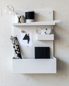BOX -hylly, valkoinen | katoko