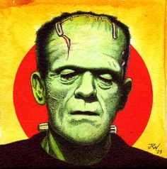Frankenstein s monster or a gay cruise