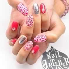 Blog   The Nail Artelier   - Nail Artists At Work