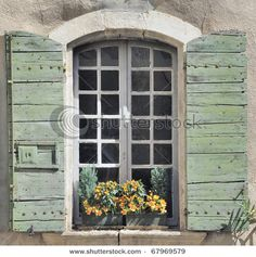 window in France