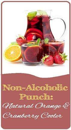 Non Alcoholic Punch