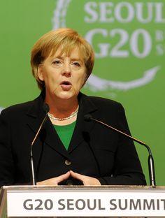 앙겔라 메르켈 독일총리 Angela Merkel