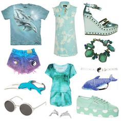 Sea Punk (minus the dress shirt thing in the top middle)
