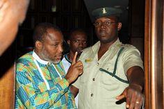 EkpoEsito.Com : Nnamdi Kanu sick in Kuje Prison – IPOB