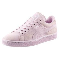 #puma: $56 Puma SUEDE CLASSIC EMBOSS WOMEN'S SNEAKERS http://www.lavahotdeals.com/ca/cheap/56-puma-suede-classic-emboss-womens-sneakers/111562