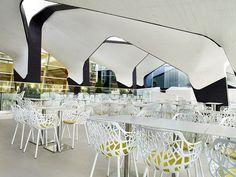 Breeze Cafe Interior