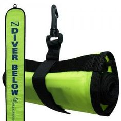 Scuba diving SMB surface marker buoy with safety reflective tape,high visibility, strong, long lasting and durable. - Surface Marking Buoy makes sure scuba divers can be seen in open ocean. Scuba Diving Gear, Cave Diving, Diver Down, Scuba Diving Equipment, Boat Safety, Best Scuba Diving, Koh Tao, Open Water, Underwater World
