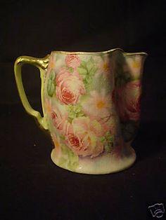 Royal Bayreuth Rose Tapestry  Creamer